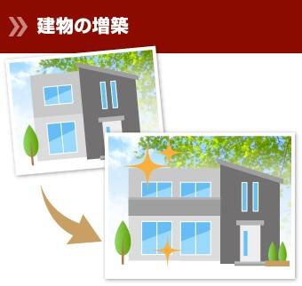 建物の増築