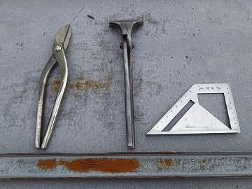 板金加工 使用工具