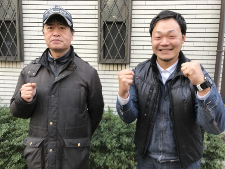長田区 屋根カバー工事を行ったお客様から暖かい声を頂きました。