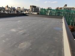 3階屋上の施工前の様子