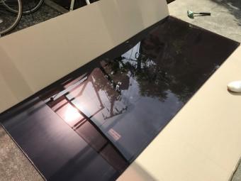 新しい熱遮断ポリカーボネートの屋根材