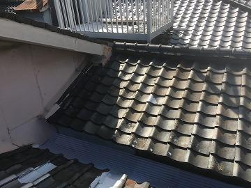 神戸市 瓦屋根