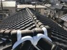 神戸市北区 屋根葺き替え 着工