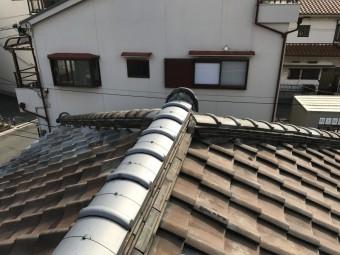 屋根調査棟
