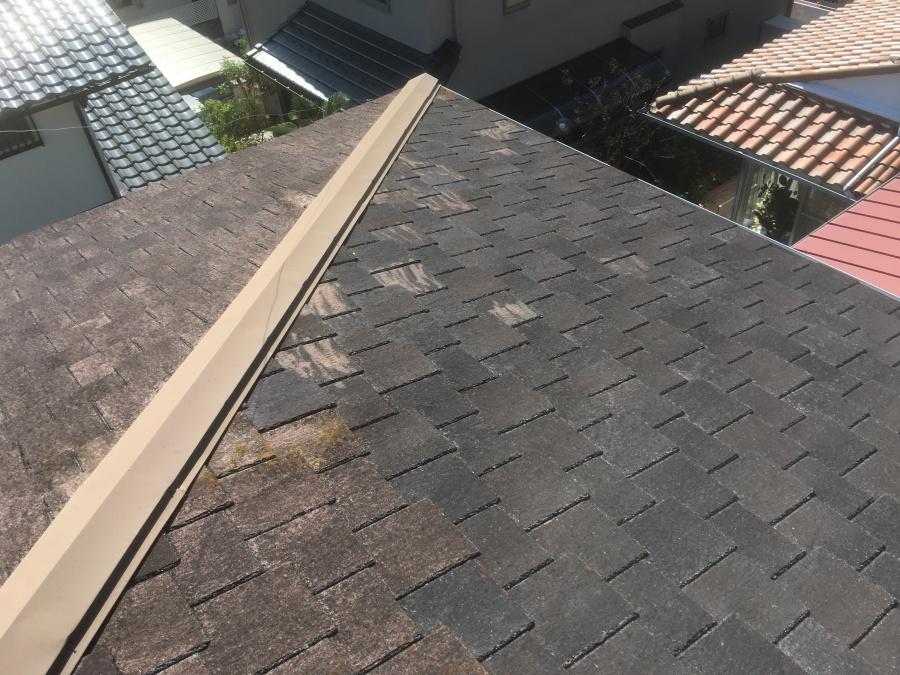 屋根塗装 屋根点検