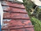 瓦棒屋根現状