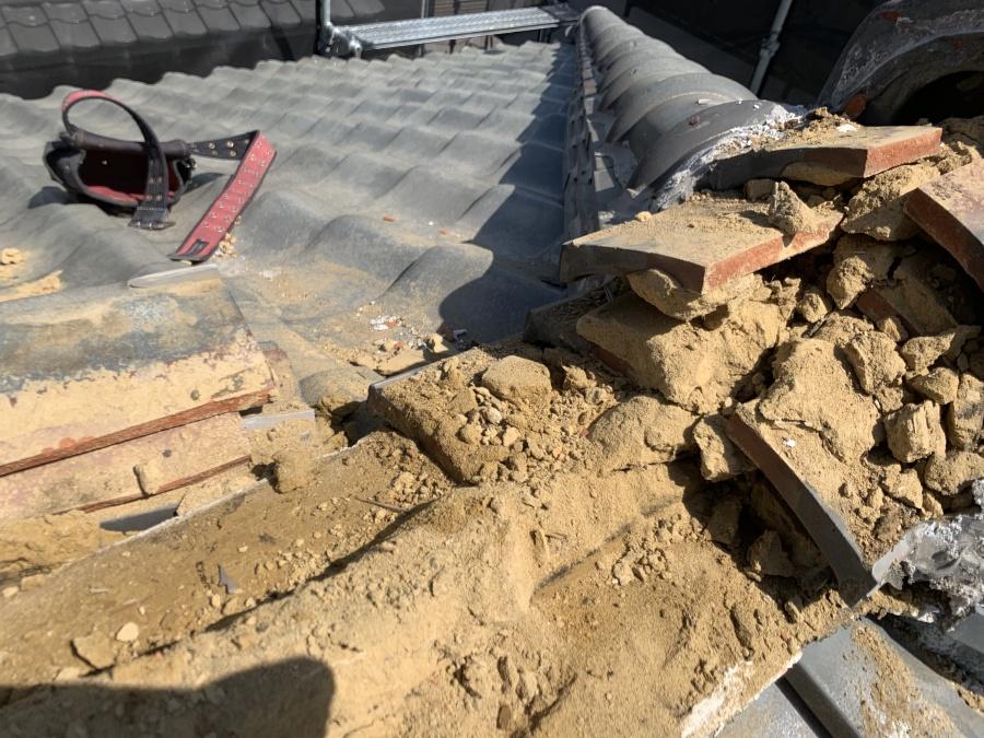 修理箇所雨漏り発生部位