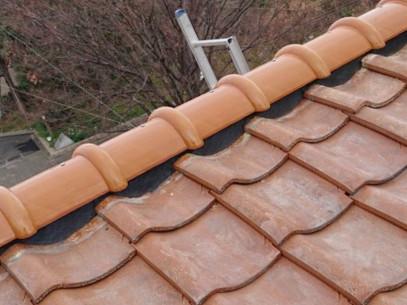 尼崎市 屋根リフォーム 傷んだ屋根を災害に強い屋根へ!
