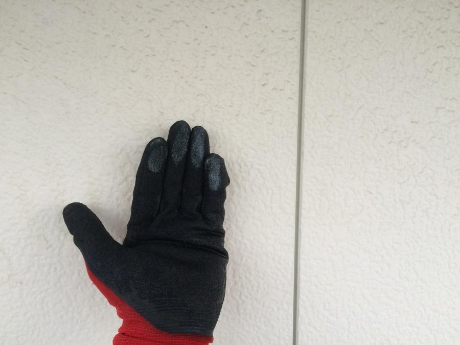 外壁塗膜のチョーキング