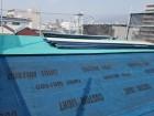 ギャンブレル屋根のカバー工事開始