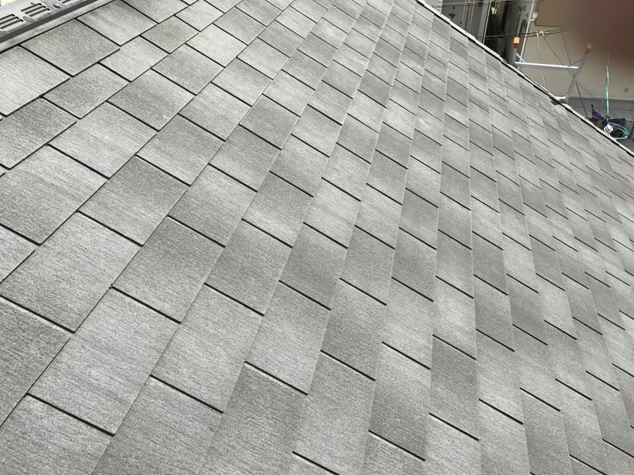 スペリアル グランデグラッサ葺きの屋根
