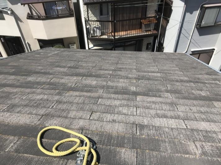 スレート屋根の現状