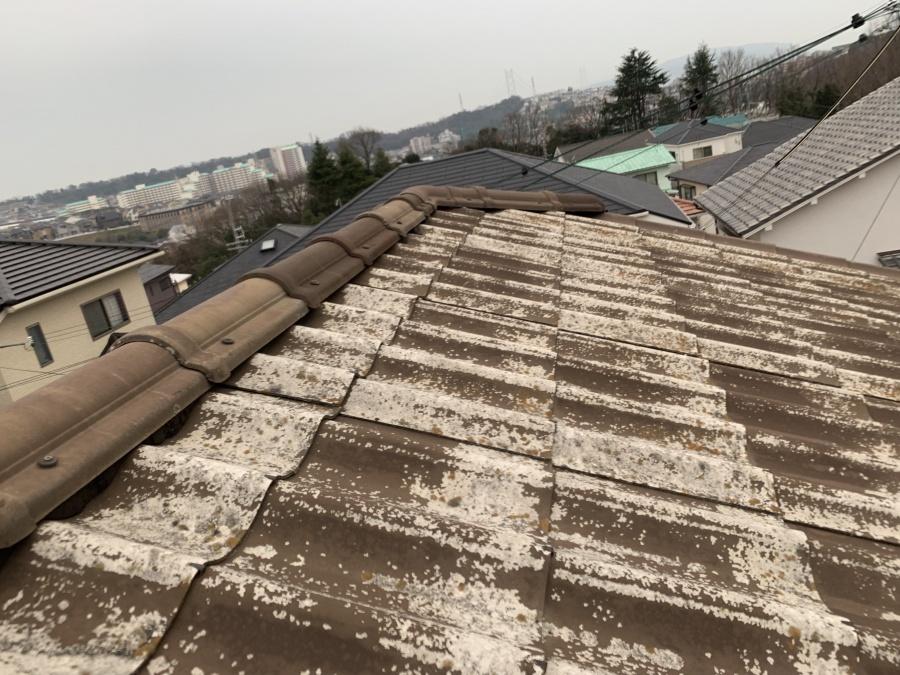 神戸市西区 屋根修繕が必要な屋根の劣化症状とは?