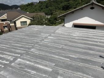 既存の瓦棒屋根