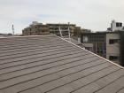 神戸市灘区 屋根リフォーム前カラーベスト屋根