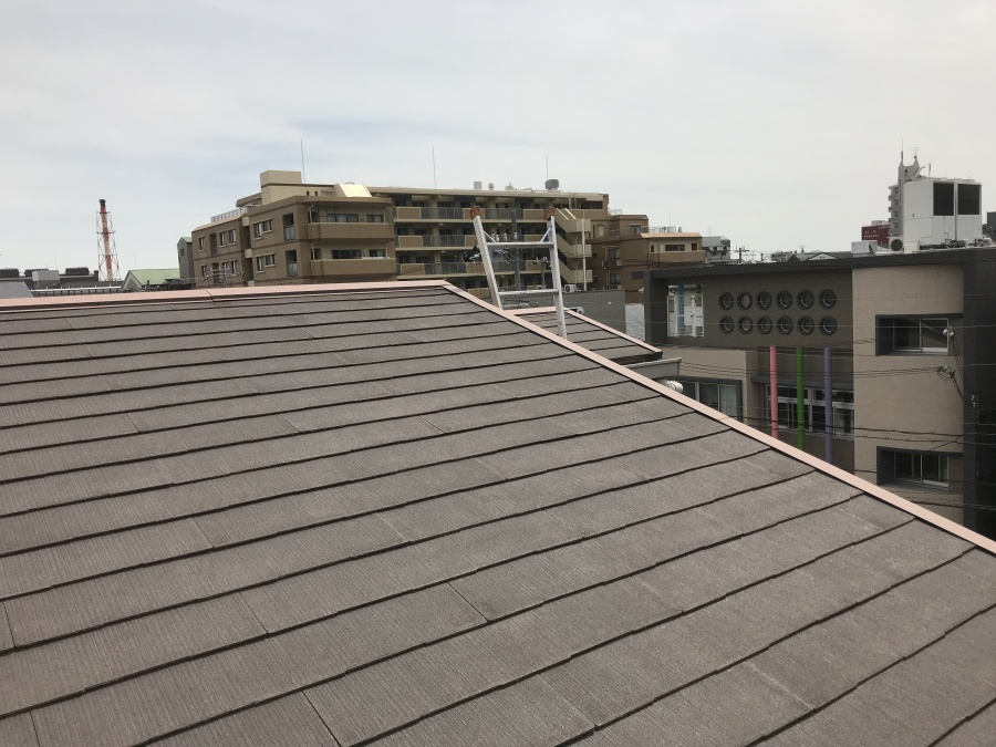 神戸市灘区 屋根リフォーム!屋根カバー工法で安心快適な屋根へ