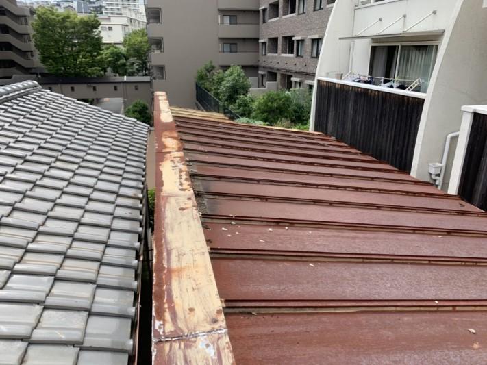 西宮市 台風被害の調査