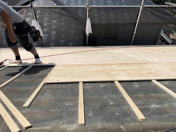 野地板構造用合板12mm