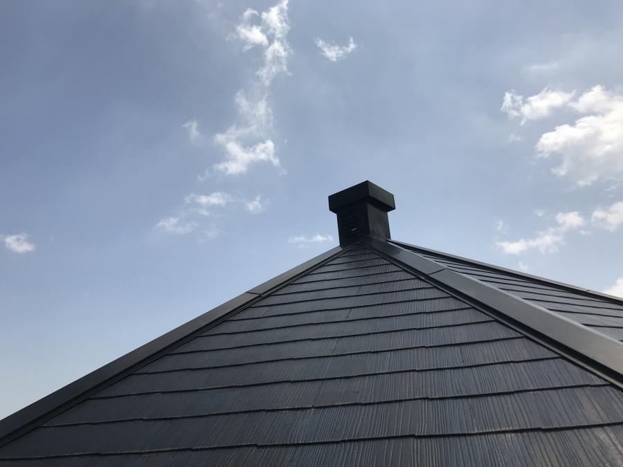 多面屋根の屋根形状