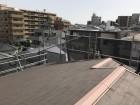 スレート屋根現状