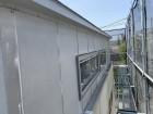 神戸市長田区 外壁改修工事、外壁カバー工法 現状の状態
