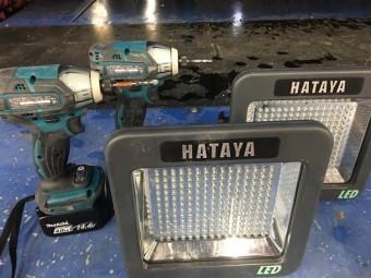 サイレントインパクトと充電式インパクトドライバー