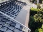 屋根リフォーム後の屋根