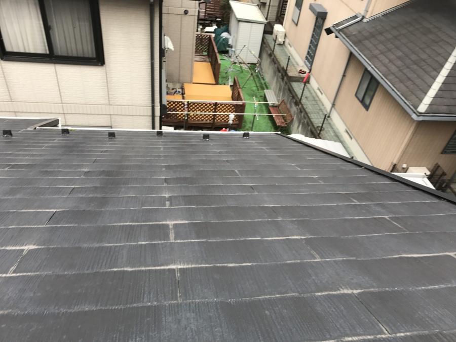 5.3寸勾配の屋根