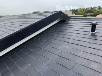 雨漏りカラーベスト屋根