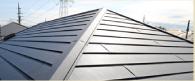 神戸市 屋根カバー工事でスレート屋根のリフォーム
